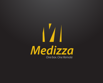Logo Design by GraySource - Entry No. 31 in the Logo Design Contest Medizza.