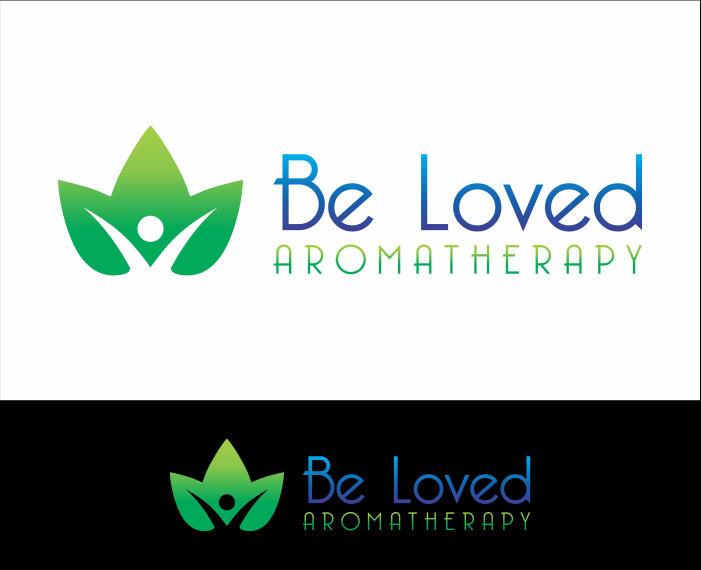 Logo Design by skyline - Entry No. 17 in the Logo Design Contest Fun Logo Design for Be Loved Aromatherapy.