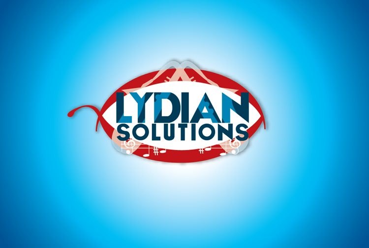 Logo Design by Md Iftekharul Islam Pavel - Entry No. 122 in the Logo Design Contest Fun Logo Design for Lydian Solutions.