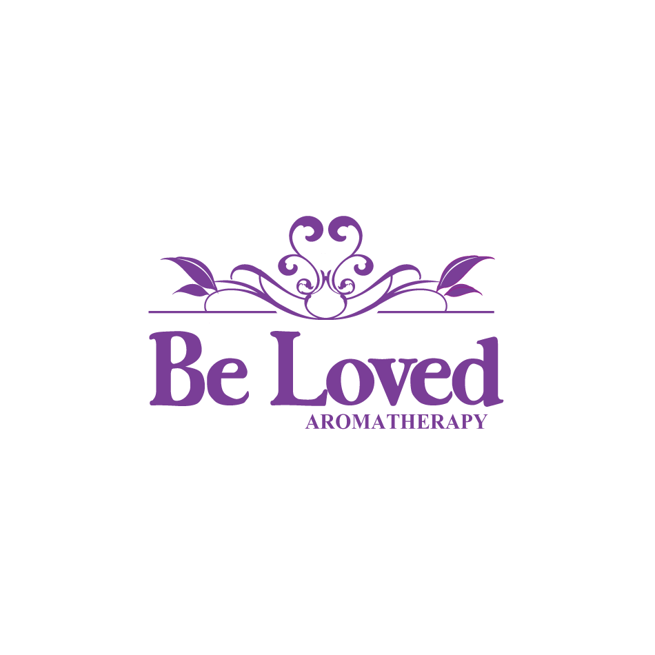 Logo Design by moonflower - Entry No. 22 in the Logo Design Contest Fun Logo Design for Be Loved Aromatherapy.
