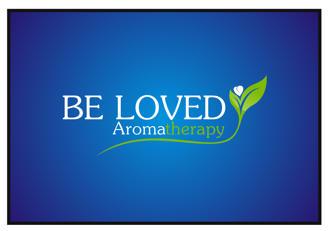Logo Design by mocha_d_mb - Entry No. 32 in the Logo Design Contest Fun Logo Design for Be Loved Aromatherapy.