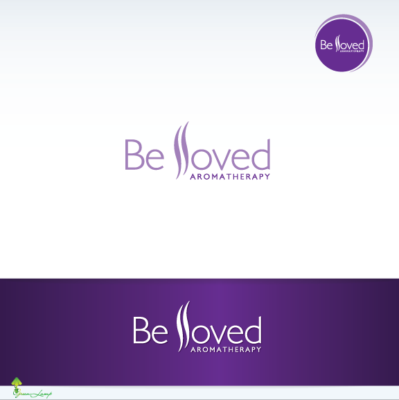 Logo Design by Private User - Entry No. 33 in the Logo Design Contest Fun Logo Design for Be Loved Aromatherapy.