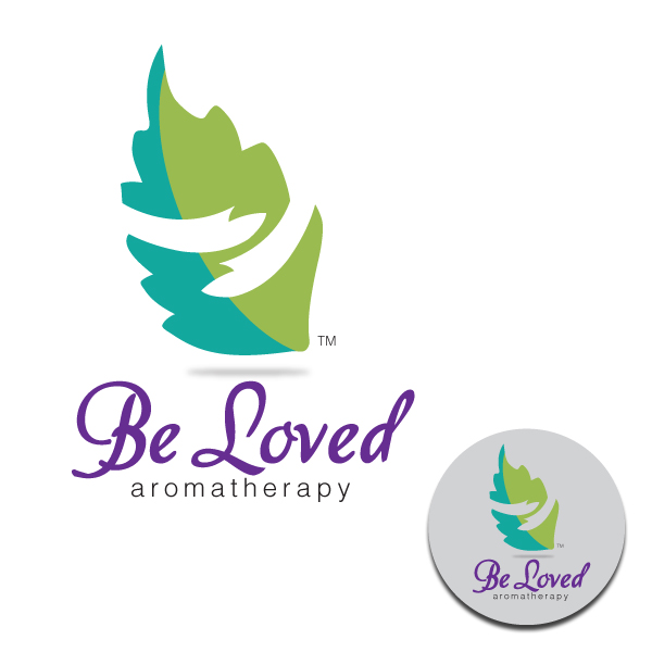 Logo Design by storm - Entry No. 37 in the Logo Design Contest Fun Logo Design for Be Loved Aromatherapy.