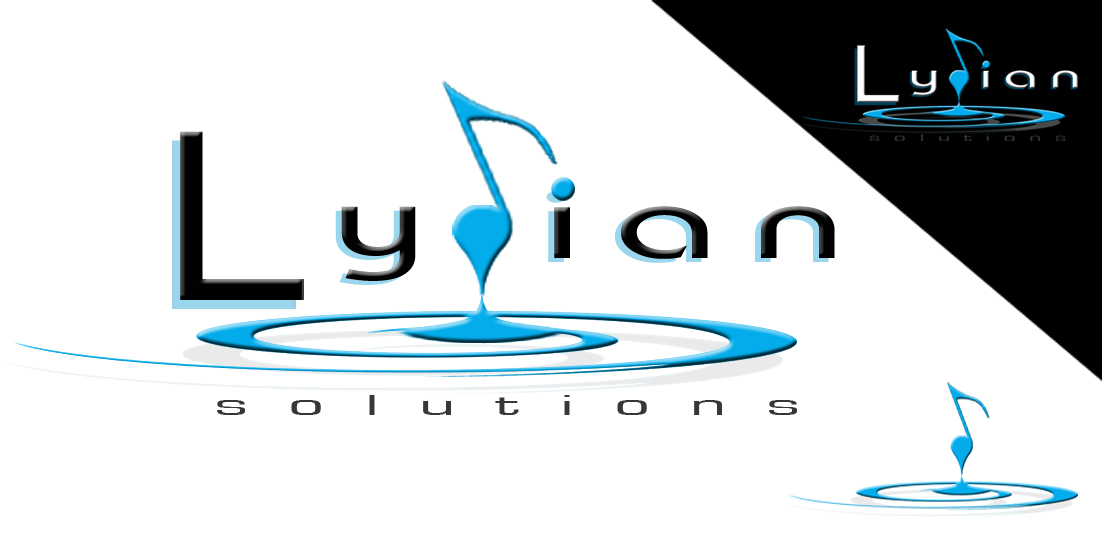 Logo Design by Rowell - Entry No. 123 in the Logo Design Contest Fun Logo Design for Lydian Solutions.