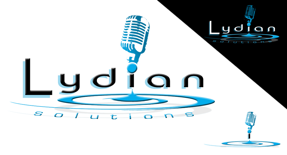 Logo Design by Rowell - Entry No. 124 in the Logo Design Contest Fun Logo Design for Lydian Solutions.