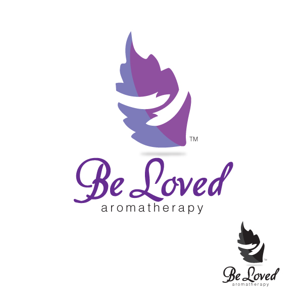 Logo Design by storm - Entry No. 38 in the Logo Design Contest Fun Logo Design for Be Loved Aromatherapy.