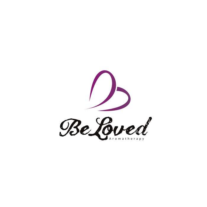 Logo Design by Rendra Jannu - Entry No. 42 in the Logo Design Contest Fun Logo Design for Be Loved Aromatherapy.