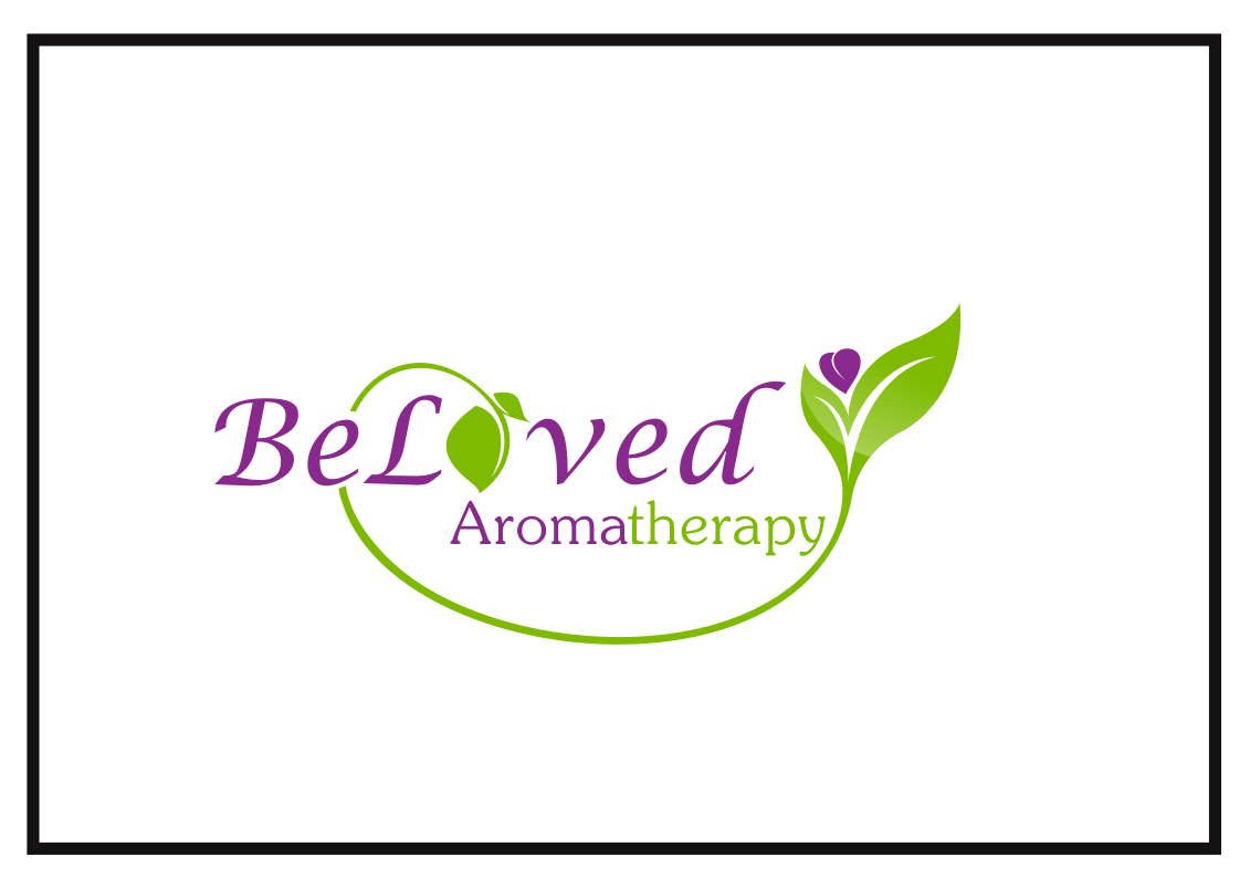 Logo Design by mocha_d_mb - Entry No. 50 in the Logo Design Contest Fun Logo Design for Be Loved Aromatherapy.