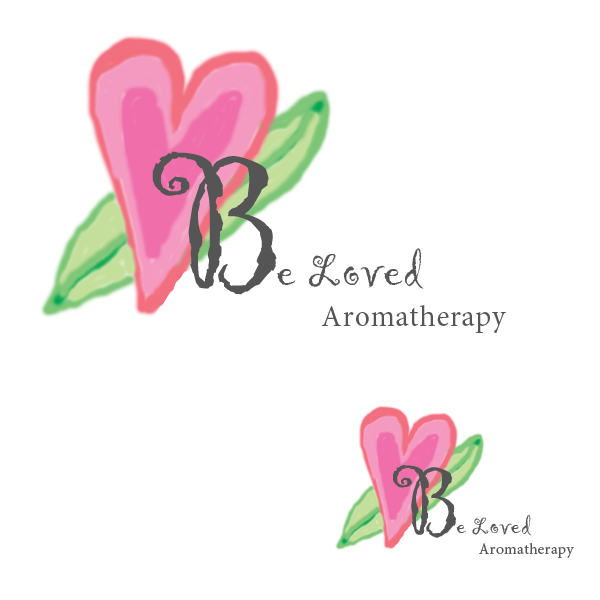 Logo Design by designabby - Entry No. 56 in the Logo Design Contest Fun Logo Design for Be Loved Aromatherapy.
