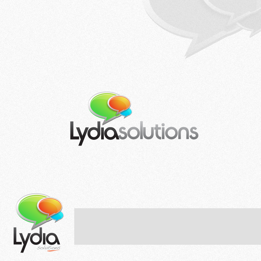 Logo Design by rockpinoy - Entry No. 128 in the Logo Design Contest Fun Logo Design for Lydian Solutions.