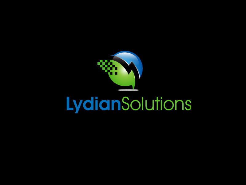 Logo Design by maxmix - Entry No. 129 in the Logo Design Contest Fun Logo Design for Lydian Solutions.