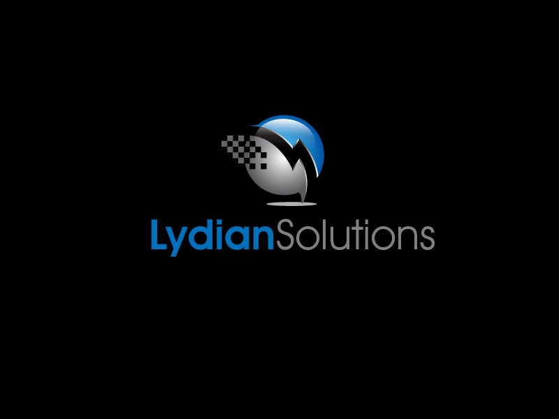 Logo Design by maxmix - Entry No. 130 in the Logo Design Contest Fun Logo Design for Lydian Solutions.