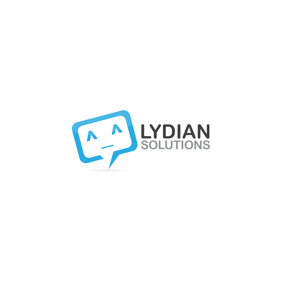 Logo Design by zesthar - Entry No. 131 in the Logo Design Contest Fun Logo Design for Lydian Solutions.