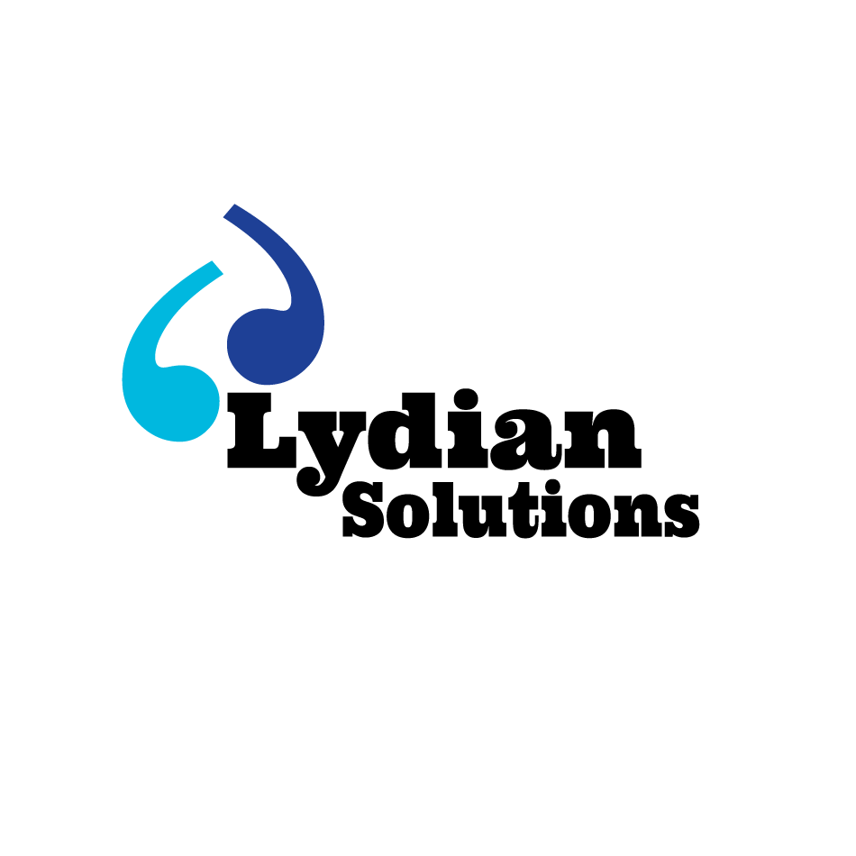 Logo Design by moonflower - Entry No. 135 in the Logo Design Contest Fun Logo Design for Lydian Solutions.