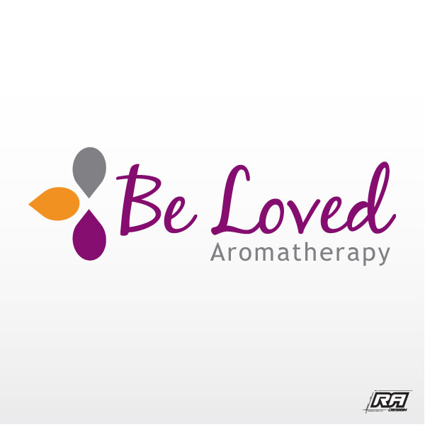 Logo Design by RA-Design - Entry No. 59 in the Logo Design Contest Fun Logo Design for Be Loved Aromatherapy.