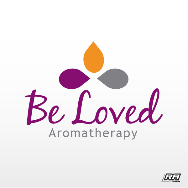 Logo Design by RA-Design - Entry No. 60 in the Logo Design Contest Fun Logo Design for Be Loved Aromatherapy.