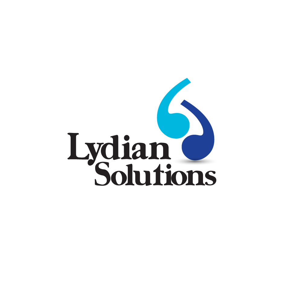 Logo Design by moonflower - Entry No. 136 in the Logo Design Contest Fun Logo Design for Lydian Solutions.