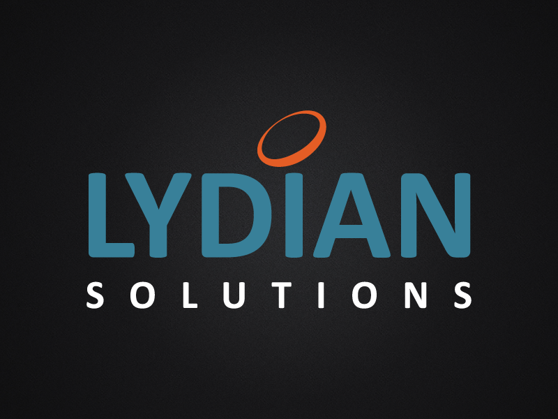 Logo Design by Guru - Entry No. 139 in the Logo Design Contest Fun Logo Design for Lydian Solutions.