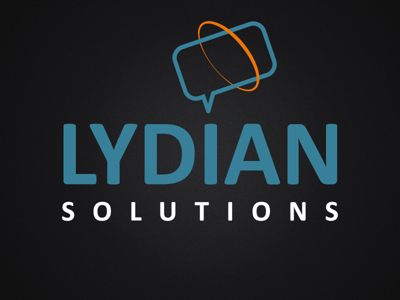 Logo Design by Guru - Entry No. 141 in the Logo Design Contest Fun Logo Design for Lydian Solutions.