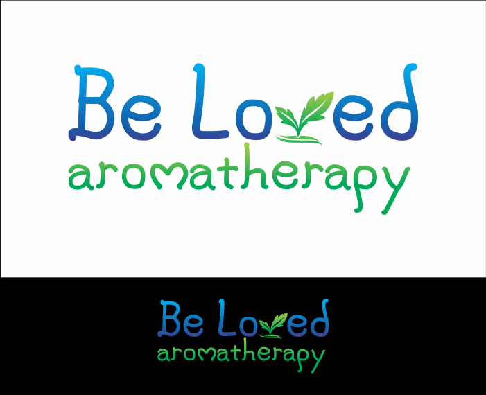 Logo Design by skyline - Entry No. 68 in the Logo Design Contest Fun Logo Design for Be Loved Aromatherapy.