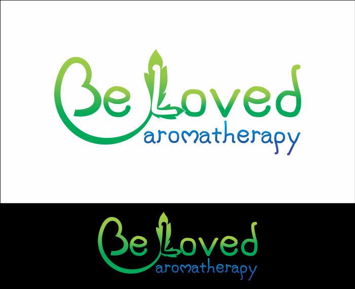 Logo Design by skyline - Entry No. 69 in the Logo Design Contest Fun Logo Design for Be Loved Aromatherapy.