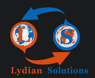 Logo Design by Adyhax - Entry No. 142 in the Logo Design Contest Fun Logo Design for Lydian Solutions.