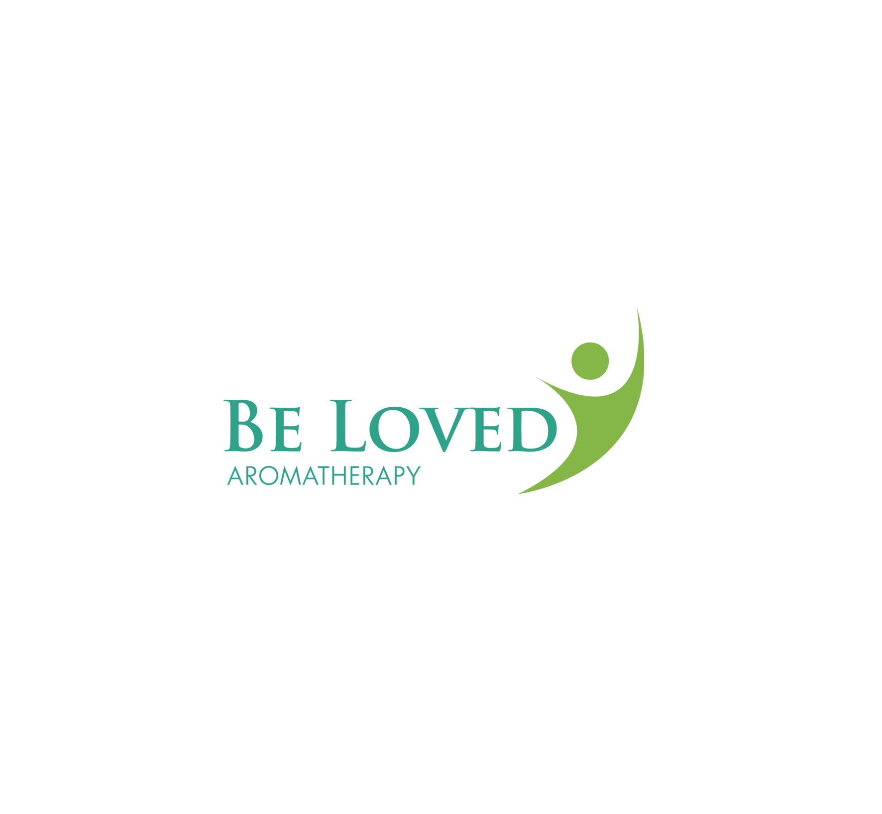 Logo Design by luna - Entry No. 74 in the Logo Design Contest Fun Logo Design for Be Loved Aromatherapy.