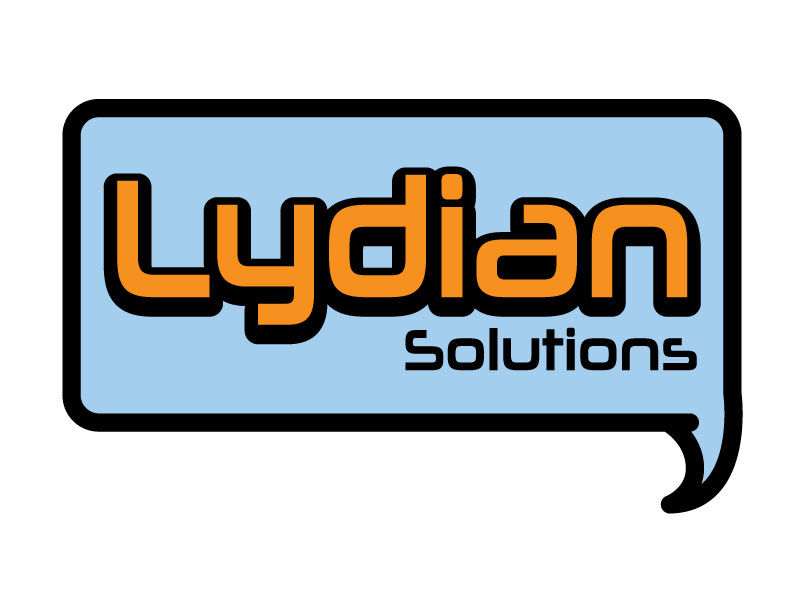 Logo Design by Majic - Entry No. 147 in the Logo Design Contest Fun Logo Design for Lydian Solutions.