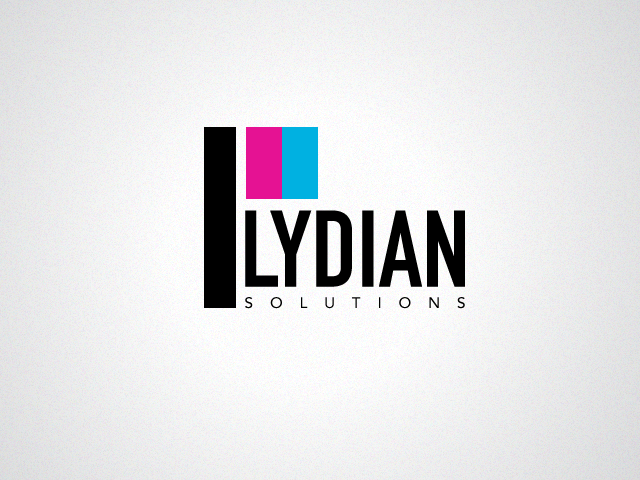Logo Design by spaceboydesign - Entry No. 148 in the Logo Design Contest Fun Logo Design for Lydian Solutions.