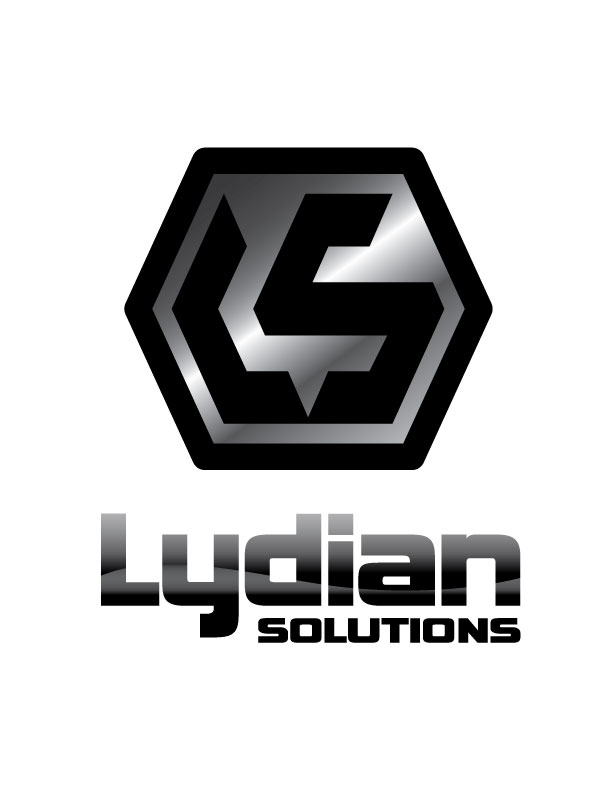 Logo Design by Majic - Entry No. 149 in the Logo Design Contest Fun Logo Design for Lydian Solutions.