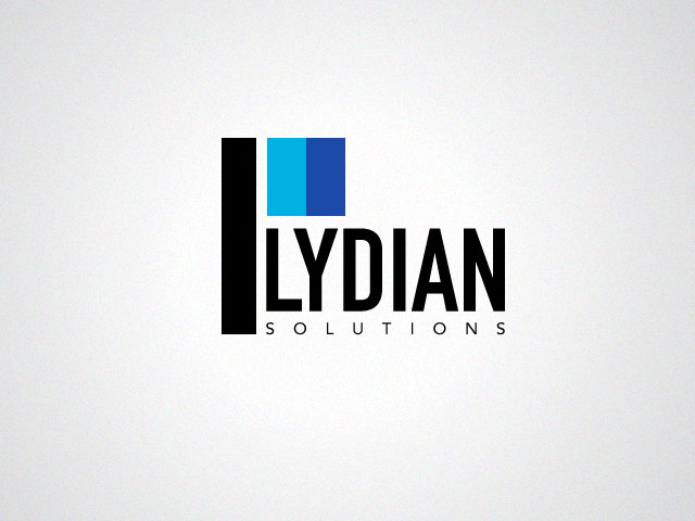 Logo Design by spaceboydesign - Entry No. 151 in the Logo Design Contest Fun Logo Design for Lydian Solutions.