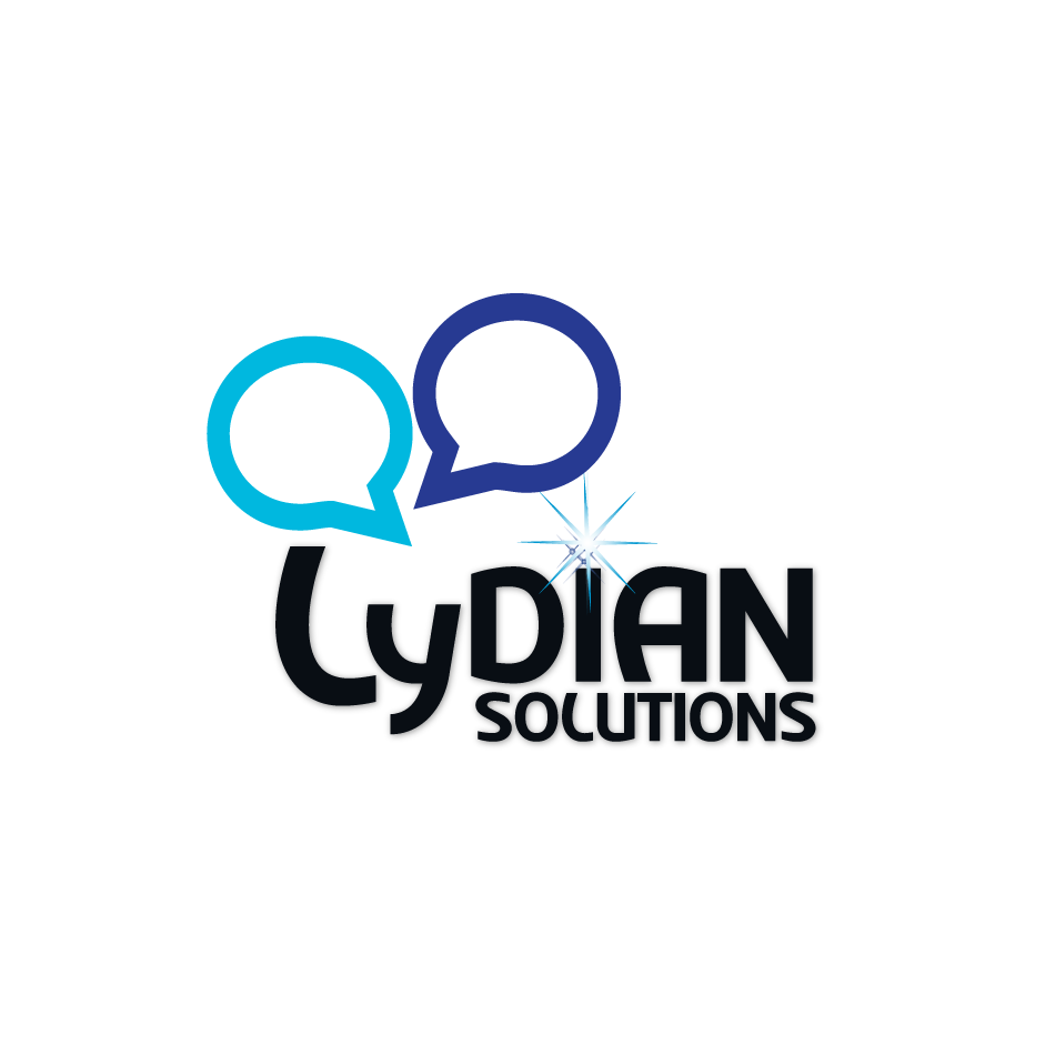 Logo Design by moonflower - Entry No. 155 in the Logo Design Contest Fun Logo Design for Lydian Solutions.