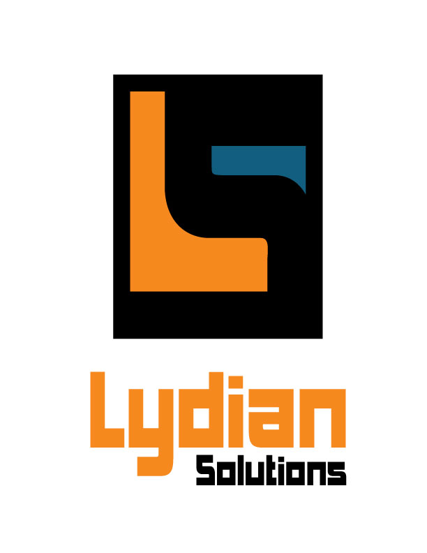 Logo Design by Majic - Entry No. 156 in the Logo Design Contest Fun Logo Design for Lydian Solutions.