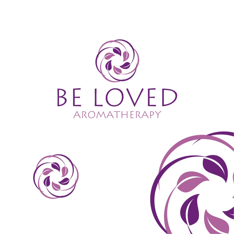 Logo Design by Private User - Entry No. 80 in the Logo Design Contest Fun Logo Design for Be Loved Aromatherapy.