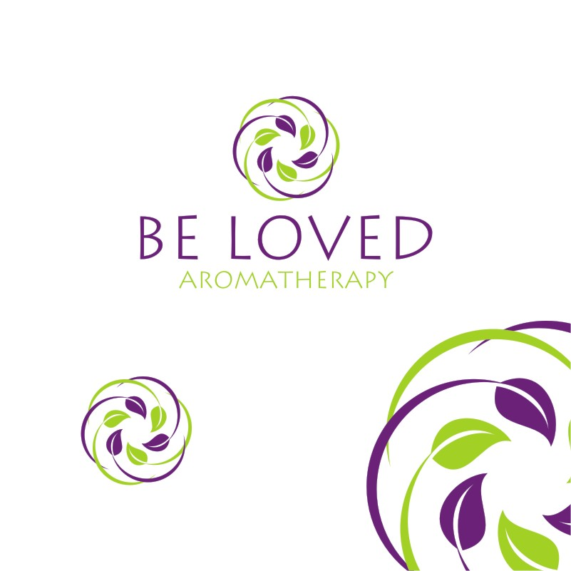 Logo Design by Private User - Entry No. 81 in the Logo Design Contest Fun Logo Design for Be Loved Aromatherapy.
