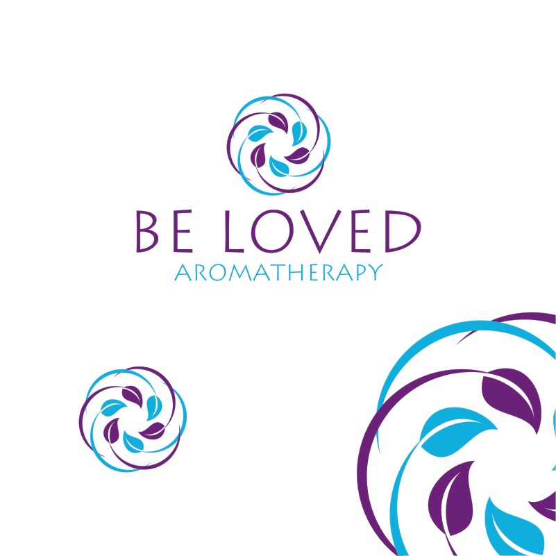 Logo Design by Private User - Entry No. 82 in the Logo Design Contest Fun Logo Design for Be Loved Aromatherapy.