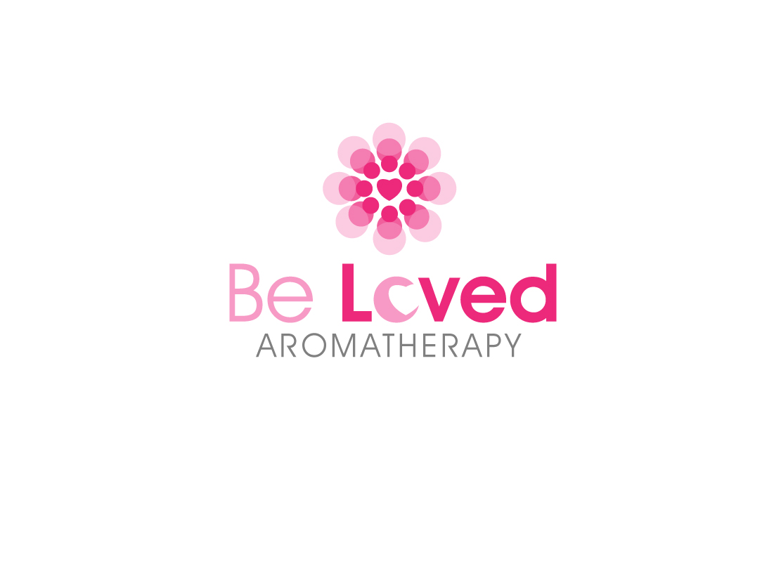 Logo Design by maxmix - Entry No. 83 in the Logo Design Contest Fun Logo Design for Be Loved Aromatherapy.