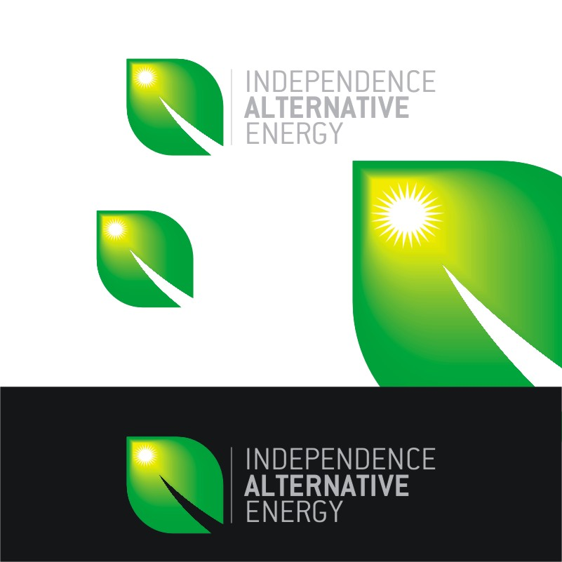 Logo Design by Private User - Entry No. 3 in the Logo Design Contest Logo Design Needed for Exciting New Alternative Energy Company.
