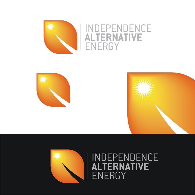 Logo Design by Private User - Entry No. 9 in the Logo Design Contest Logo Design Needed for Exciting New Alternative Energy Company.