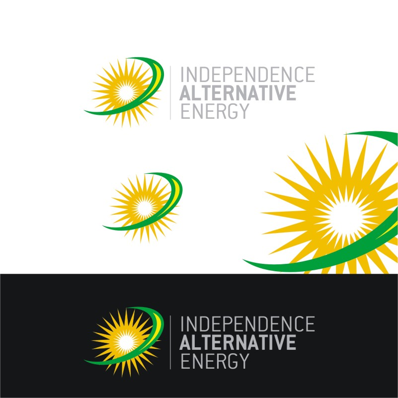 Logo Design by Private User - Entry No. 10 in the Logo Design Contest Logo Design Needed for Exciting New Alternative Energy Company.