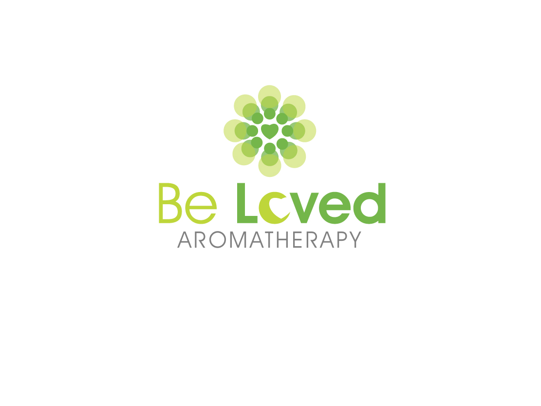 Logo Design by maxmix - Entry No. 84 in the Logo Design Contest Fun Logo Design for Be Loved Aromatherapy.