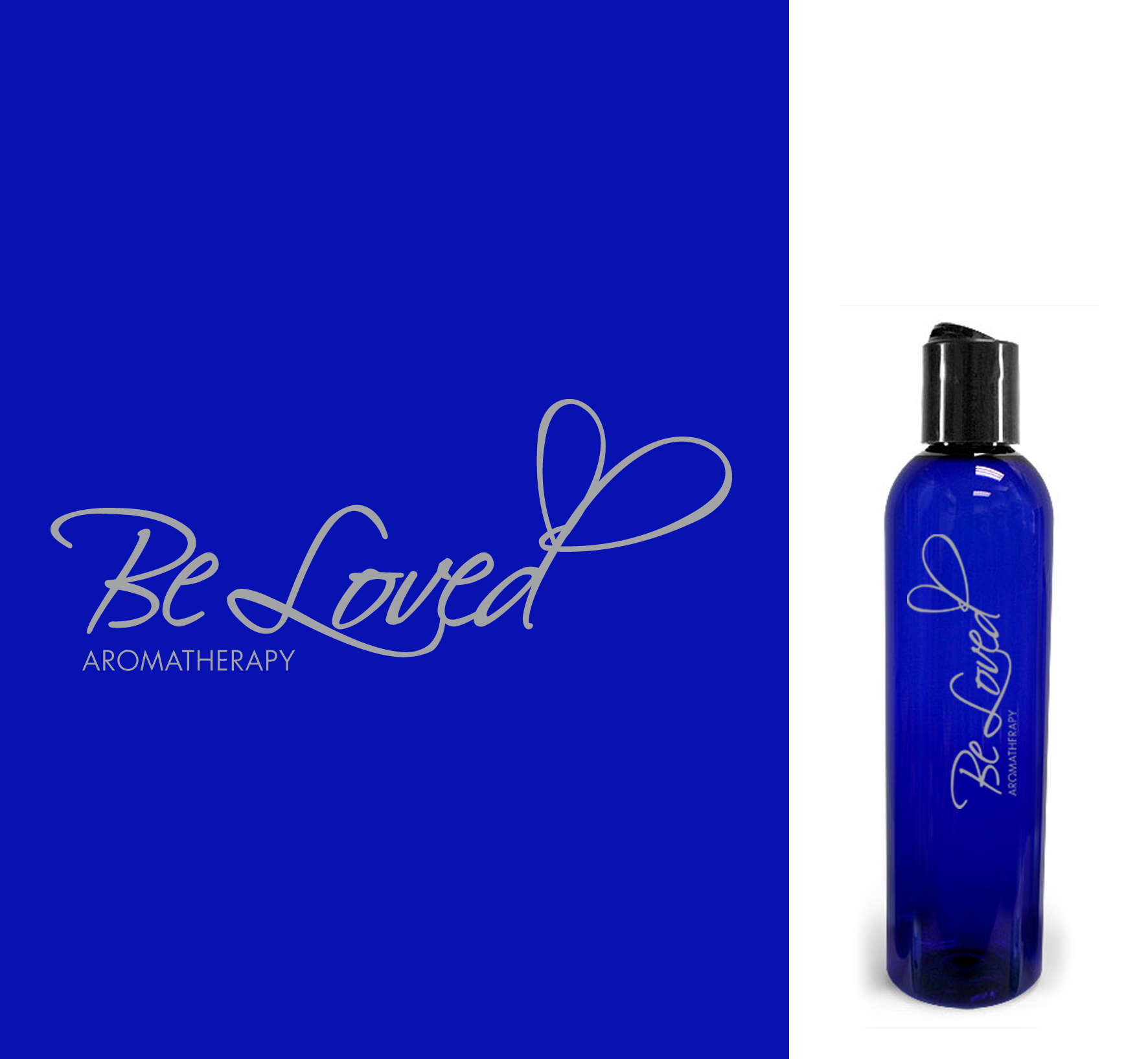 Logo Design by luna - Entry No. 85 in the Logo Design Contest Fun Logo Design for Be Loved Aromatherapy.