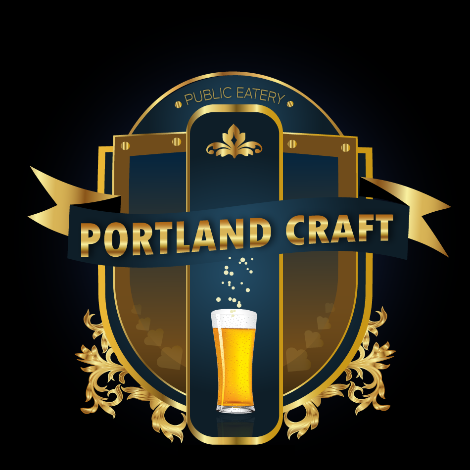 Logo Design by moonflower - Entry No. 13 in the Logo Design Contest New Logo Design for Portland Craft Public Eatery.