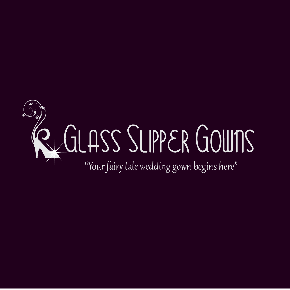 Logo Design by moonflower - Entry No. 4 in the Logo Design Contest New Logo Design for Glass Slipper Gowns.