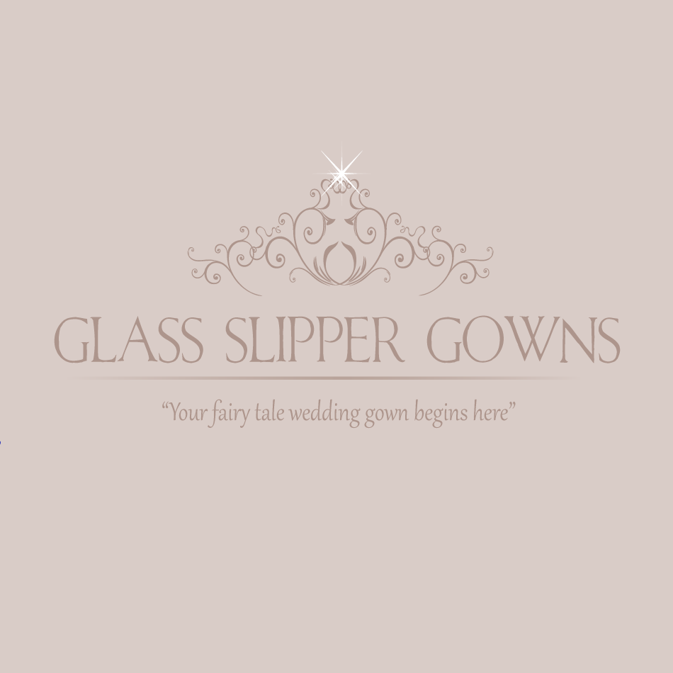 Logo Design by moonflower - Entry No. 5 in the Logo Design Contest New Logo Design for Glass Slipper Gowns.