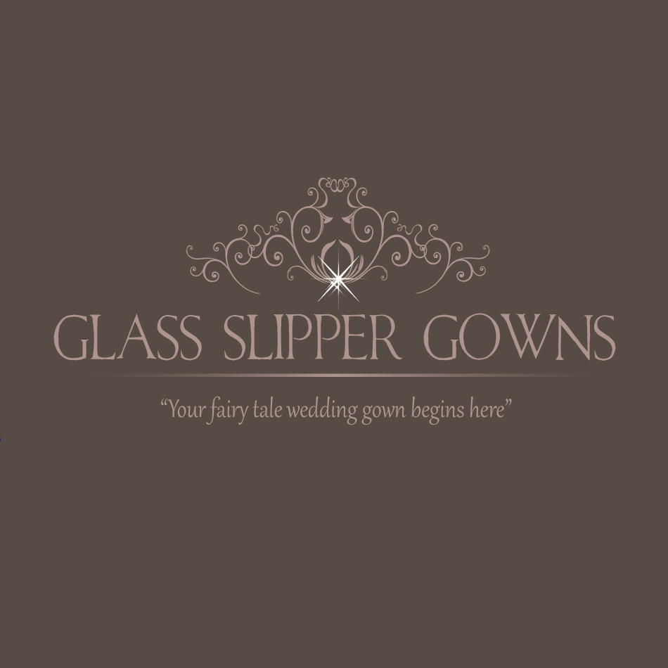 Logo Design by moonflower - Entry No. 6 in the Logo Design Contest New Logo Design for Glass Slipper Gowns.