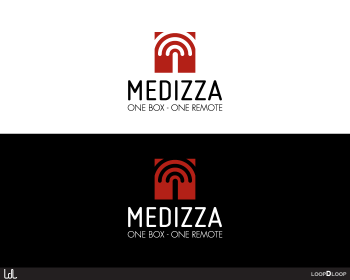 Logo Design by Private User - Entry No. 34 in the Logo Design Contest Medizza.