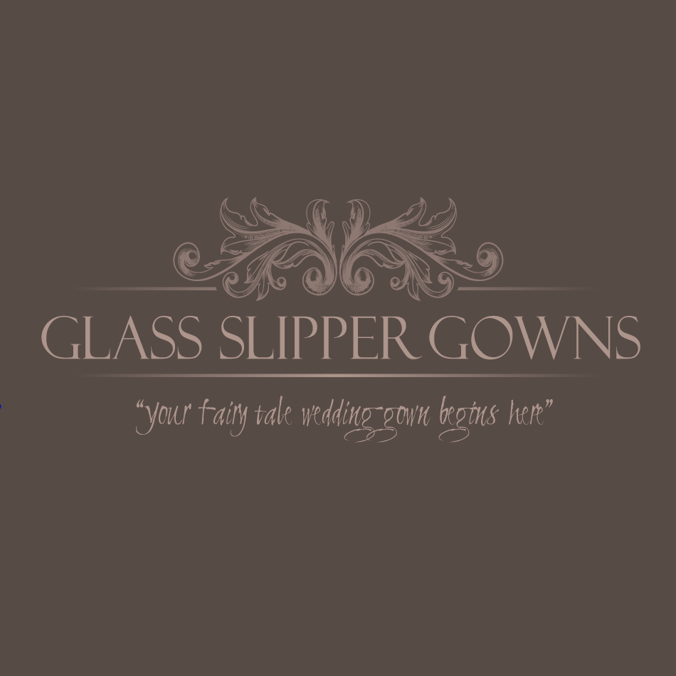 Logo Design by moonflower - Entry No. 7 in the Logo Design Contest New Logo Design for Glass Slipper Gowns.