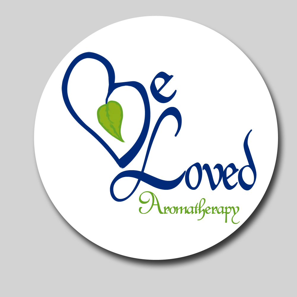 Logo Design by rBEX - Entry No. 117 in the Logo Design Contest Fun Logo Design for Be Loved Aromatherapy.