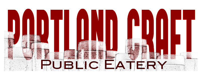Logo Design by rBEX - Entry No. 28 in the Logo Design Contest New Logo Design for Portland Craft Public Eatery.
